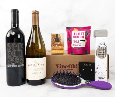 Vine Oh! Spring 2021 Subscription Box Review + Coupon – OH! HAPPY DAY! BOX