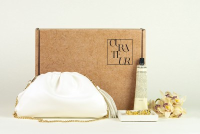 The CURATEUR Spring Welcome Box Is Here! $328 for $25!