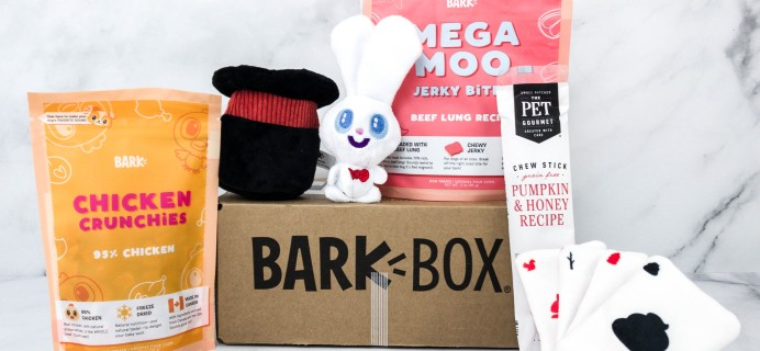 Barkbox Review + Coupon – March 2021