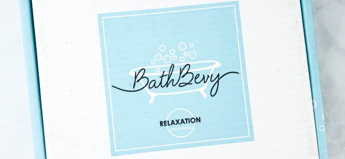 Bath Bevy March 2021 Review + Coupon