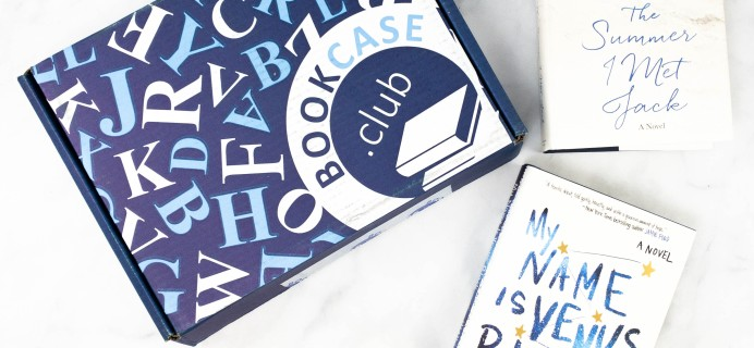 BookCase.Club Review + Coupon – April 2021 SURPRISE-ME FICTION