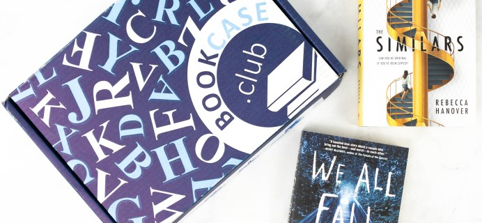 BookCase Club April 2021 Subscription Box Review & Coupon – TEENAGE DREAMS