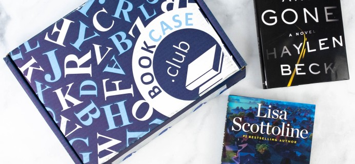 BookCase Club March 2021 Review + 50% Off Coupon – Thrill Seeker Case