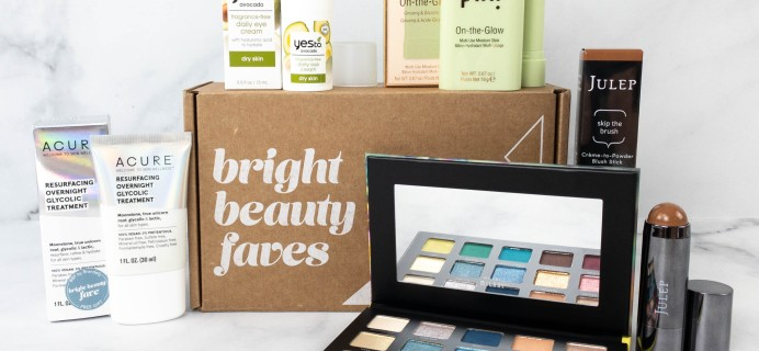 Brandefy Bright Beauty Faves Subscription Closing!