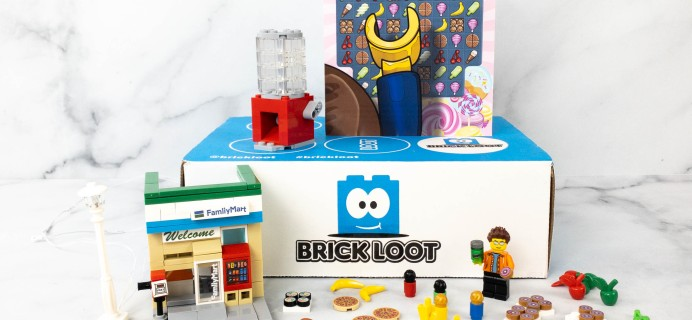 Brick Loot Review & Coupon – March 2021