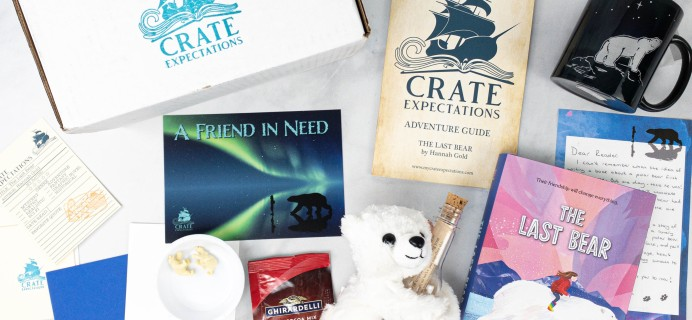 Crate Expectations Review + Coupon – February 2021 A FRIEND IN NEED