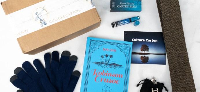 Culture Carton Review + Coupon – March 2021