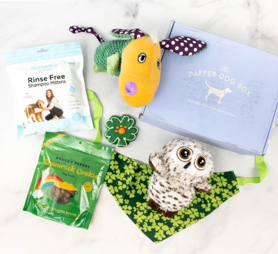 The Dapper Dog Box Review + Coupon – March 2021