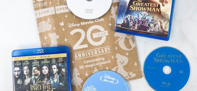 Disney Movie Club Review + Coupon – The Greatest Showman