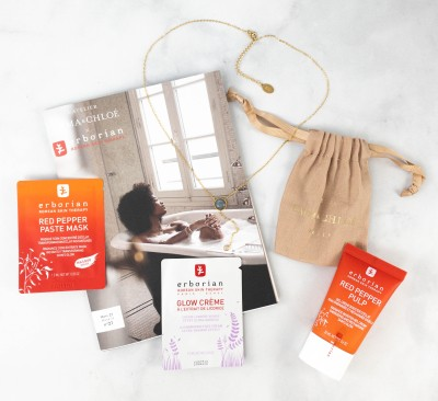 Emma & Chloe March 2021 Jewelry Subscription Box Review + Coupon