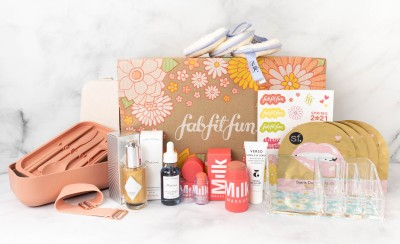 FabFitFun Spring 2021 Box Review + Coupon