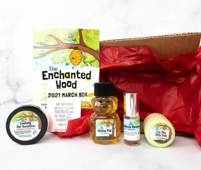 Fortune Cookie Soap FCS of the Month March 2021 Box Review