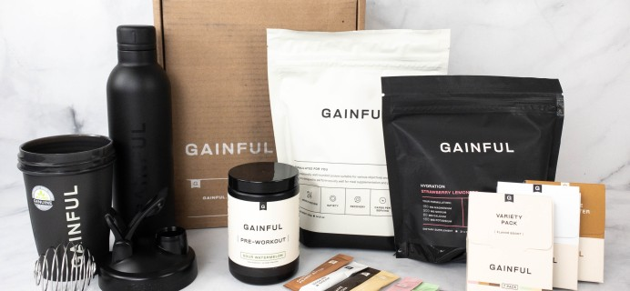 Gainful Review + Coupon: Personalized Protein, Hydration, and Pre-Workout