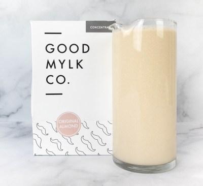 Goodmylk Almond Mylk Subscription Review