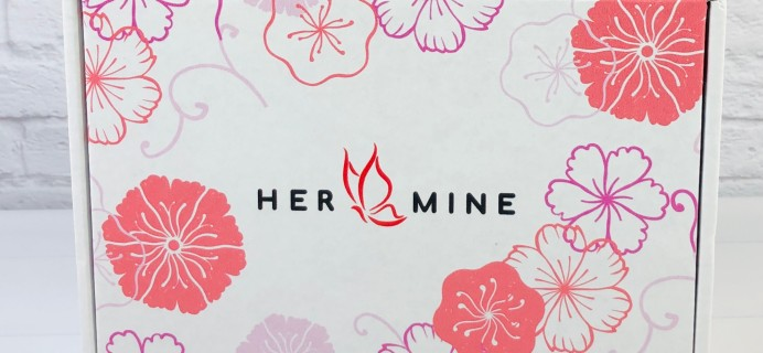 HER-MINE Box July 2021 Spoilers + Coupon!