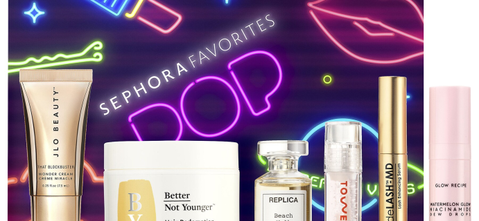 Sephora Favorites POP Big Beauty Vibes Available Now + Full Spoilers!