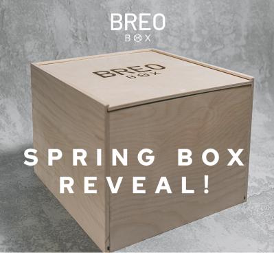 Breo Box Spring 2021 Full Spoilers + Coupon!