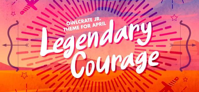 OwlCrate Jr. April 2021 Theme Spoilers + Coupon!