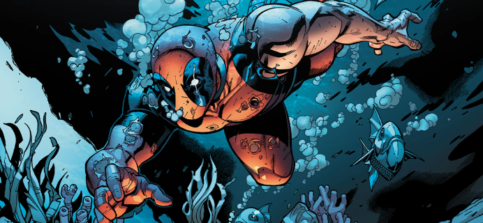 Deadpool Club Merc Summer 2021 Spoiler #2!