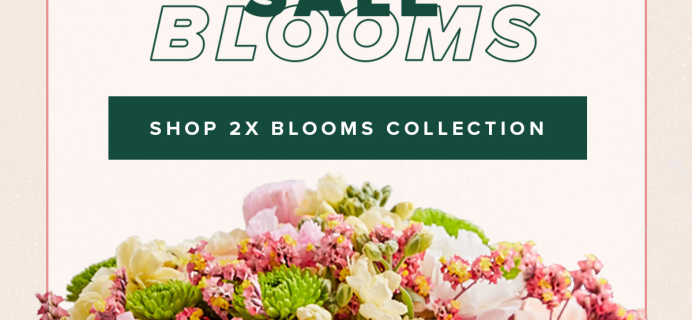 The Bouqs St. Patrick's Day Flash Sale: Get FREE Double Blooms – ENDS TONIGHT!