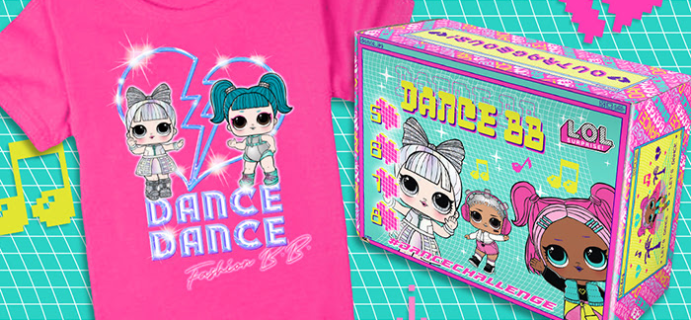 LOL Surprise Box Coupon: FREE T-Shirt With Annual Plans!