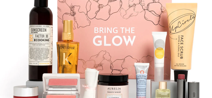 Feelunique Spring Glow Beauty Box Available Now + Full Spoilers!