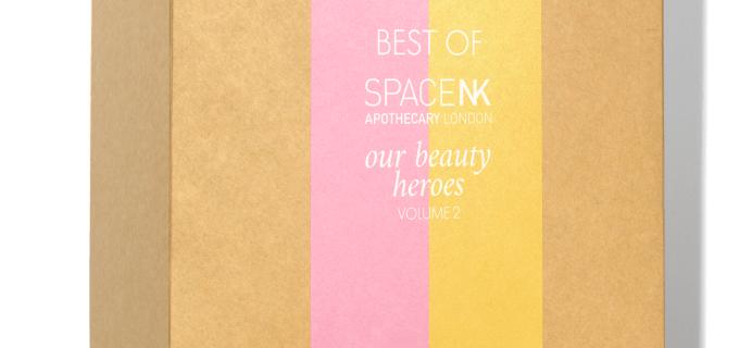 Best of Space NK: Our Beauty Heroes Volume 2 – Full Spoilers!