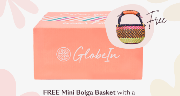 GlobeIn Mother's Day Sale: FREE Basket With Subscription!