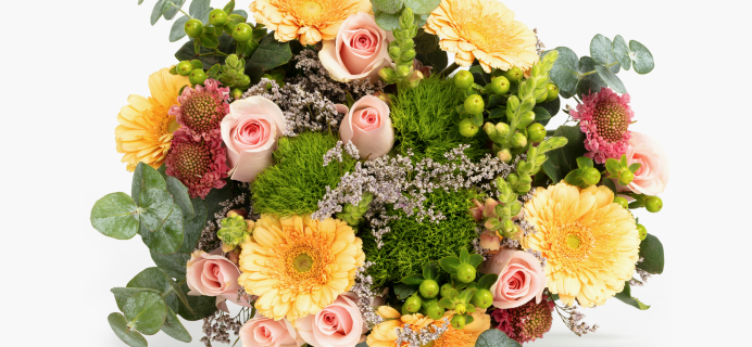 BloomsyBox Easter Sale : Save $5 on So Lovely Premium Bouquet!
