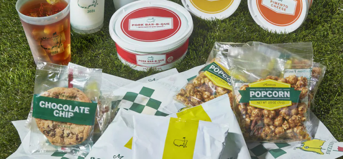Fanatics Taste Of The Masters Box Available Now!