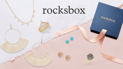 RocksBox Coupon: Get Your First Month FREE!