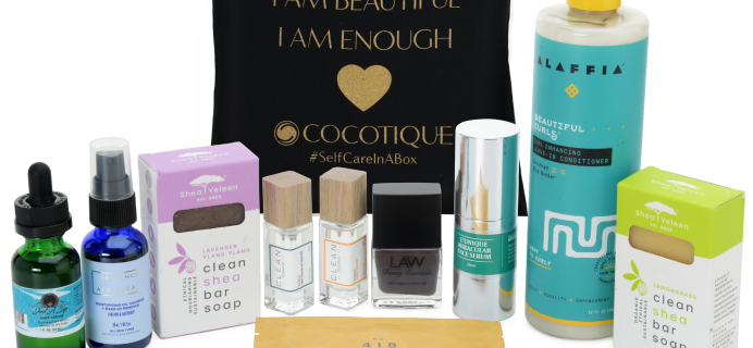 Cocotique Limited Edition Clean Spring Beauty Essentials Available Now!
