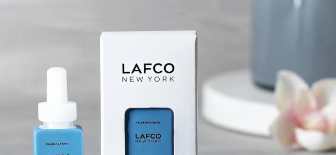 Pura LAFCO New York Sea & Dune Fragrance + Coupon!
