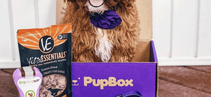PupBox Coupon: Get 50% Off First Month!