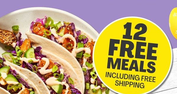 Hello Fresh Spring Flash Sale: Save Up To $90 On Your First FOUR Boxes!