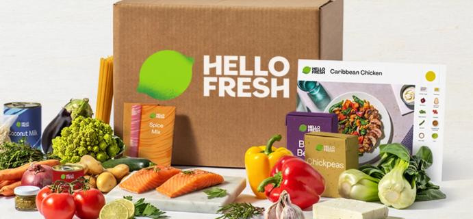 Hello Fresh Coupon: Save up to $90!