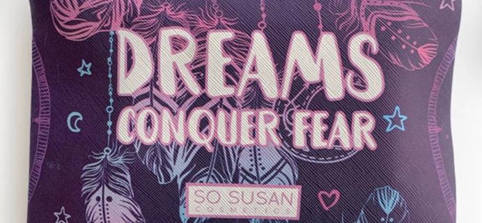 So Susan Color Curate April 2021 Full Spoilers!