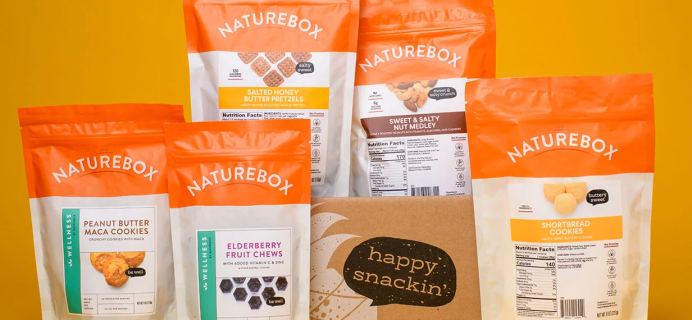 NatureBox 2021 Spring Box Available Now + Full Spoilers!