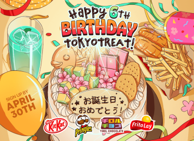Tokyo Treat May 2021 Spoilers + Coupon!