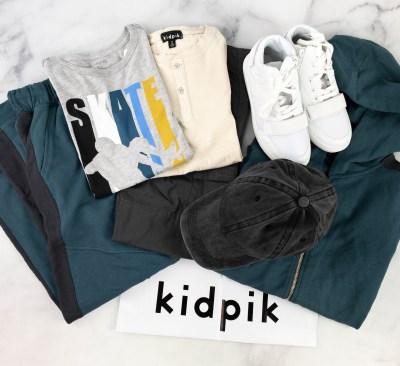 Kidpik Boys Clothing Subscription Box Review+ Coupon