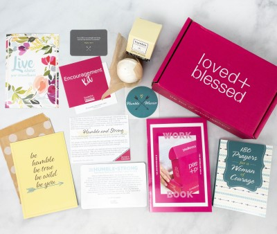 Loved+Blessed Review + Coupon – April 2021
