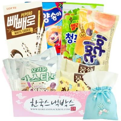Korean Snack Box March 2021 FULL Spoilers + Coupon!