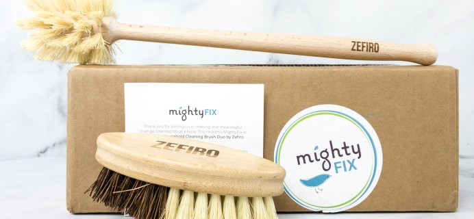 Mighty Fix Review + First Month $3 Coupon – February 2021