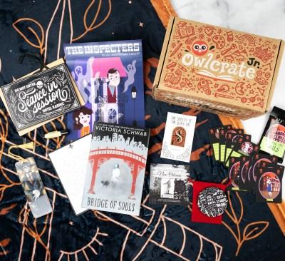 OwlCrate Jr Limited Edition Box – Bridge of Souls!