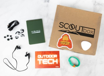 SCOUTbox Review + Coupon – March 2021