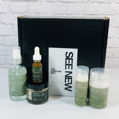 See New The Skincare Box March-April 2021 Subscription Box Review + Coupon
