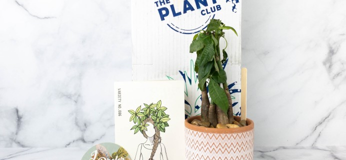 The Plant Club Subscription Box Review + Coupon – March 2021