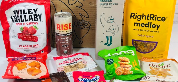 Vegancuts Snack Box Review + Coupon – March 2021