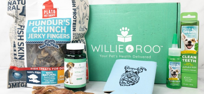 Willie & Roo Review + Coupon – March 2021