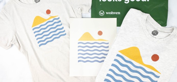 Wohven T-Shirt Subscription Review & Coupon – March 2021